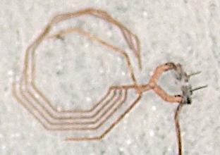 Вскрываем чип гальванической развязки с крохотным трансформатором внутри - 4