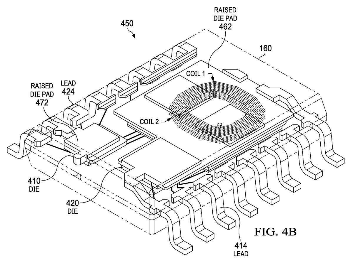 Вскрываем чип гальванической развязки с крохотным трансформатором внутри - 5