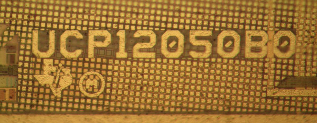 Вскрываем чип гальванической развязки с крохотным трансформатором внутри - 9