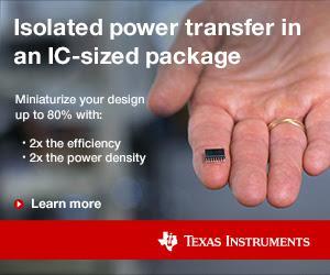 Вскрываем чип гальванической развязки с крохотным трансформатором внутри - 1