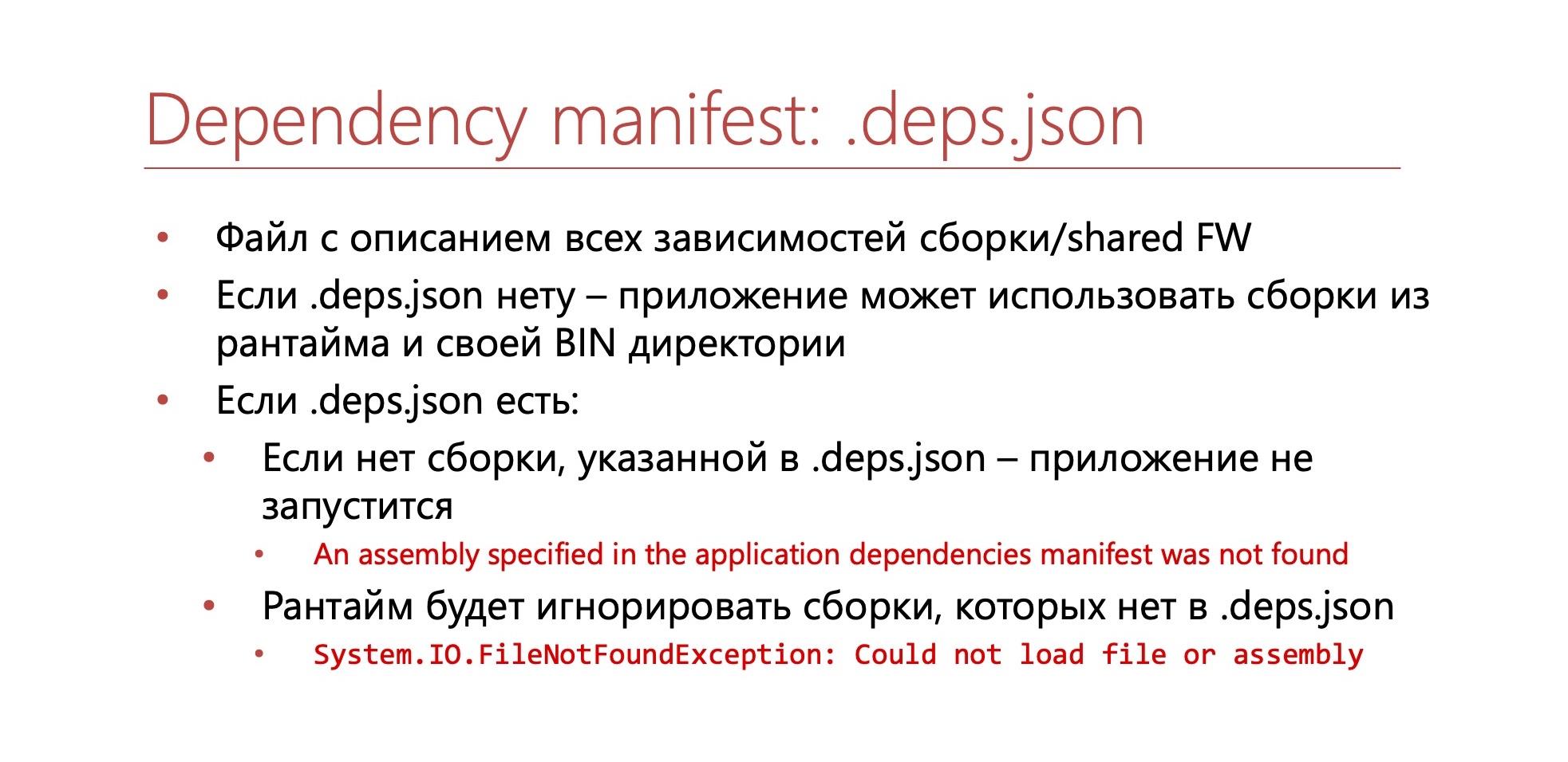 .NET: Лечение зависимостей - 29