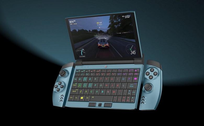 Что будет, если скрестить карманный ноутбук и Nintendo Switch. Получится геймерский мобильный ПК One GX1