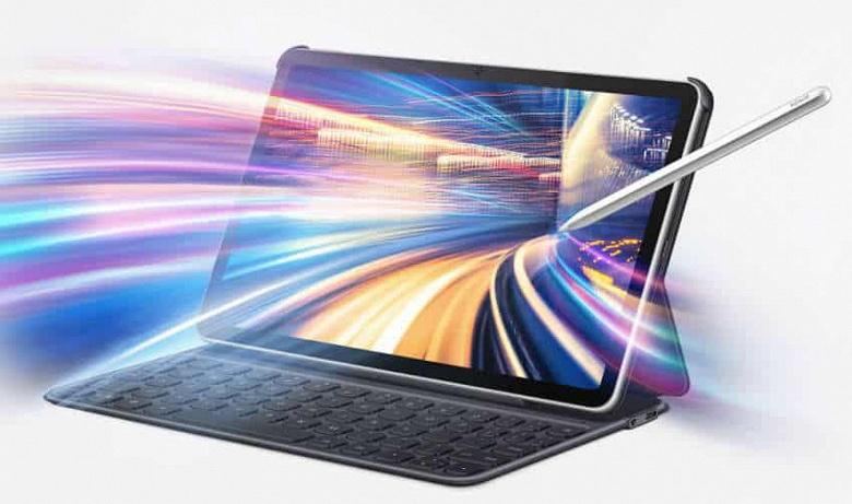 Представлен флагманский планшет Honor ViewPad 6 со стилусом Magic Pencil