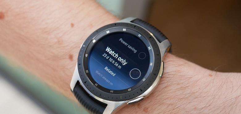 В своих новых умных часах Samsung впервые использует титан