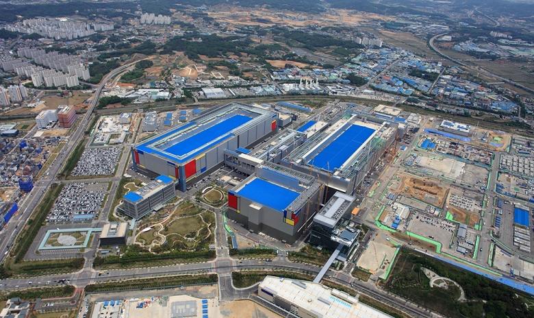Samsung строит за 8,1 миллиарда долларов завод по производству 5-нанометровых процессоров