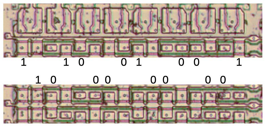 Извлекаем константы с кристалла математического сопроцессора 8087 - 6