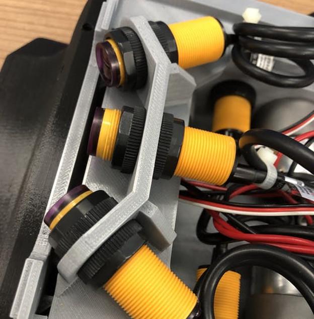 Робо-сумо: интеллектуальные бои роботов - 25