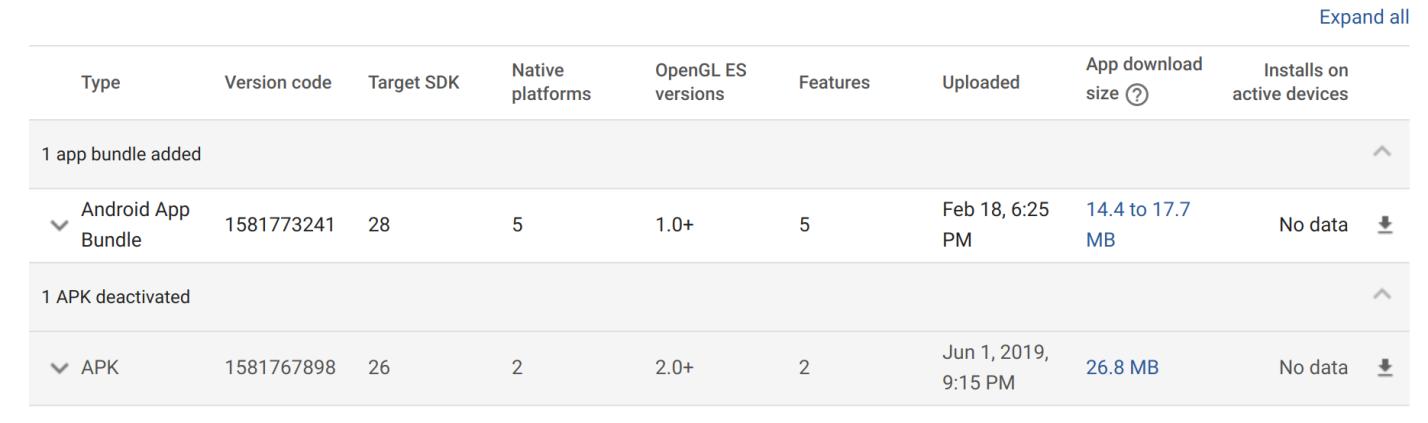 Уменьшение размера React Native-приложения на 60% за несколько простых шагов - 5