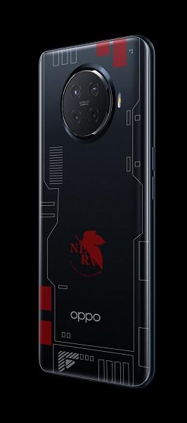 Для фанатов аниме «Евангелион». Oppo готовит специальную версию смартфона Ace 2