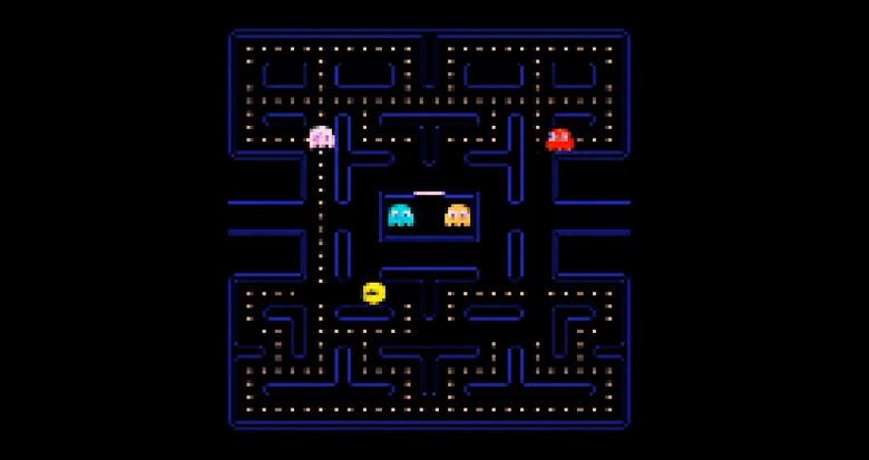 Искусственный интеллект Nvidia GameGAN воссоздал копию культовой игры Pac-Man, изначально не зная её правил и логики