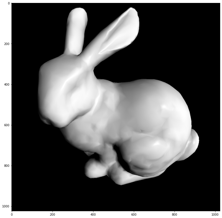 3D ML. Часть 1: формы представления 3D-данных - 8