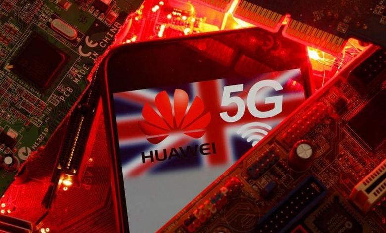 Великобритания планирует сократить участие Huawei в сети 5G
