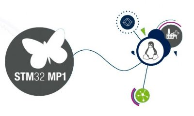 STM32MP1: U-Boot, Buildroot, Arch Linux и немного Debian - 1