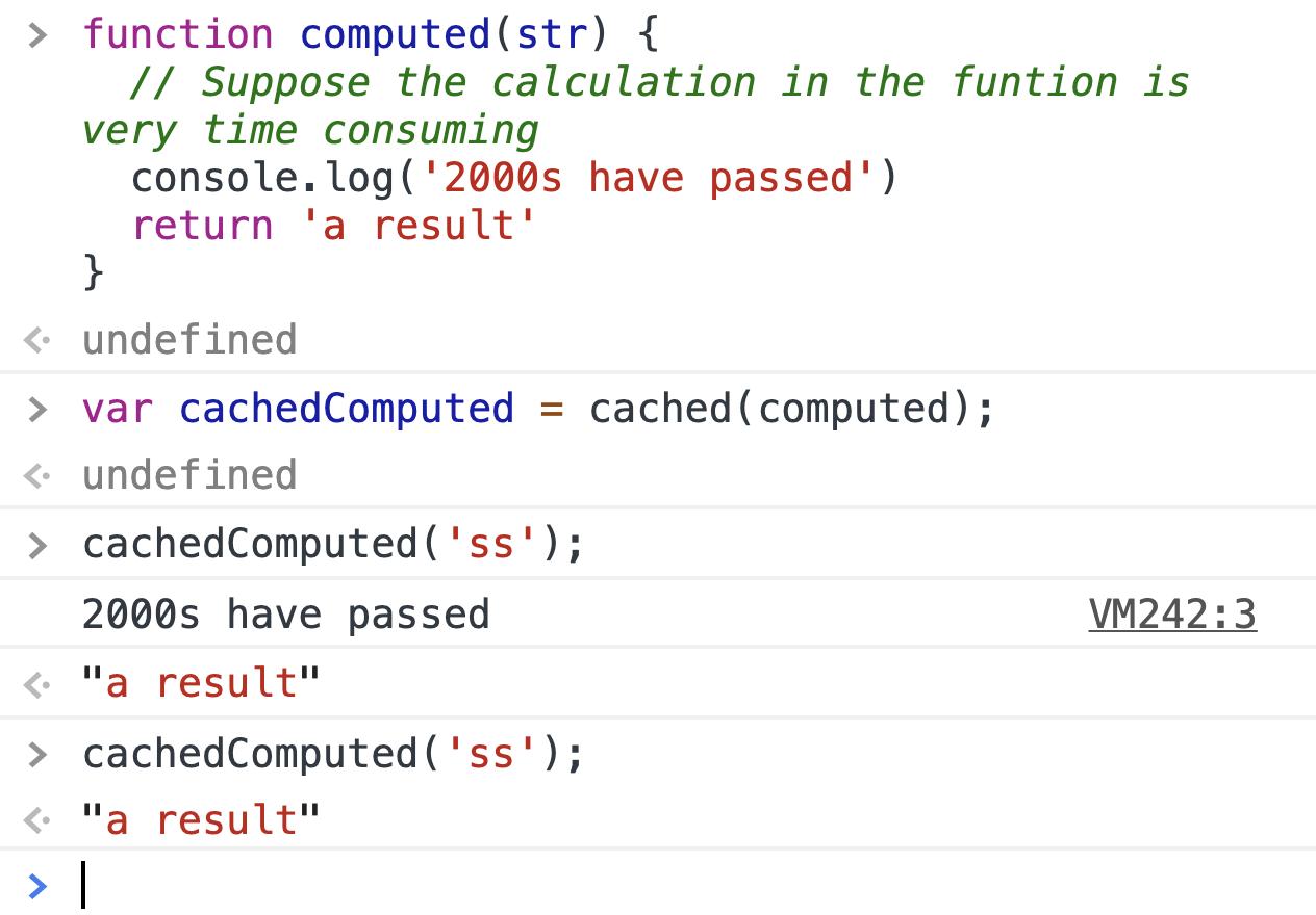 5 интересных JavaScript-находок, сделанных в исходном коде Vue - 7