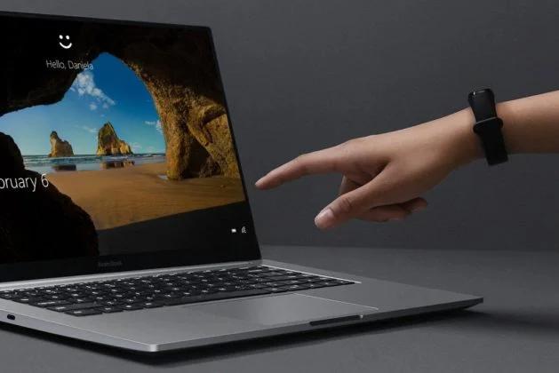 Новый ноутбук RedmiBook получил три режима производительности и поддержку Xiaomi Mi Band