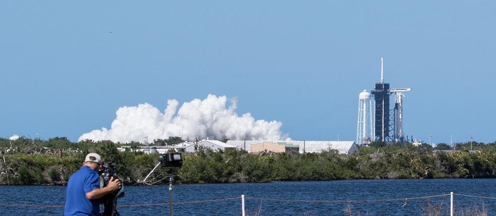 Подготовка к старту SpaceX DM-2 вышла на финишную прямую - 4