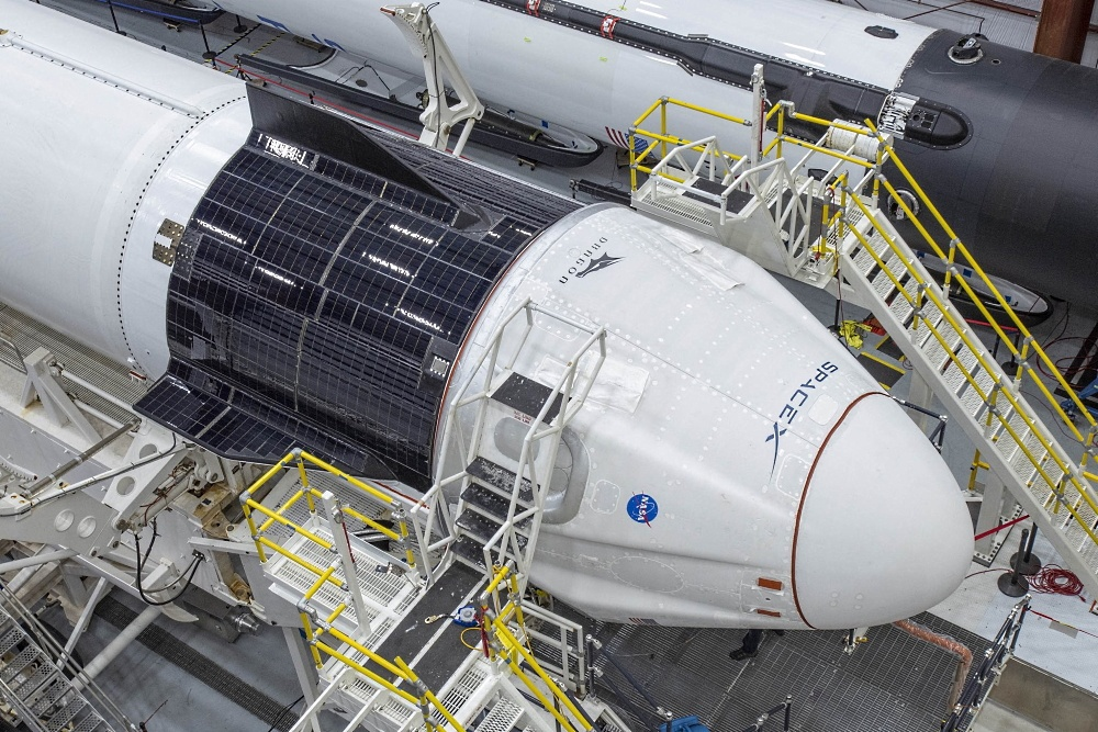 Подготовка к старту SpaceX DM-2 вышла на финишную прямую - 5