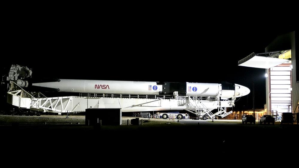 Подготовка к старту SpaceX DM-2 вышла на финишную прямую - 1