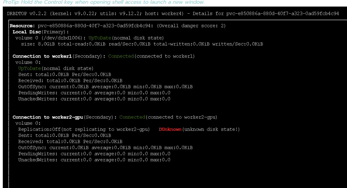 Состояние и производительность решений для постоянного хранения данных в Kubernetes - 9