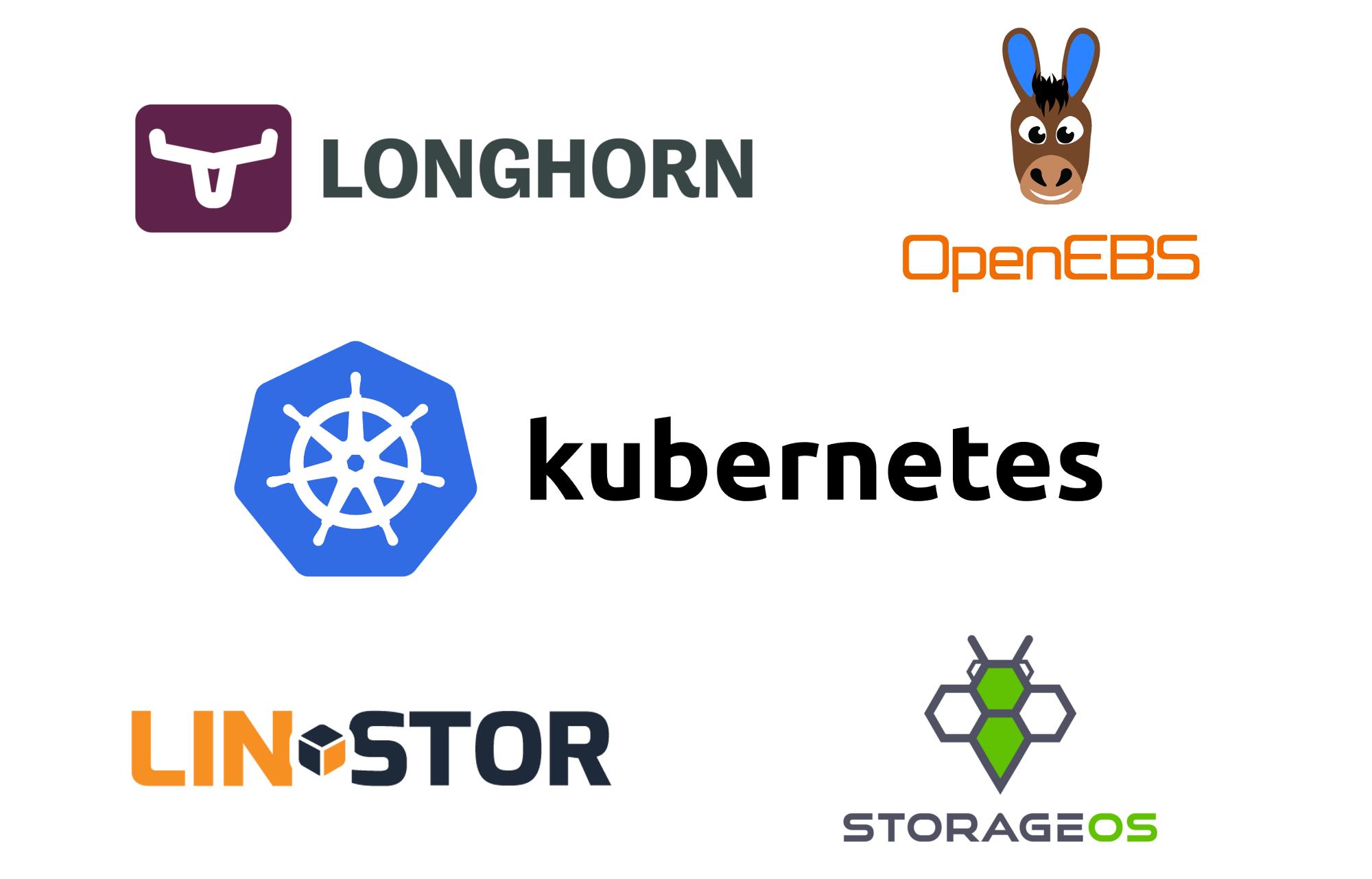 Состояние и производительность решений для постоянного хранения данных в Kubernetes - 1