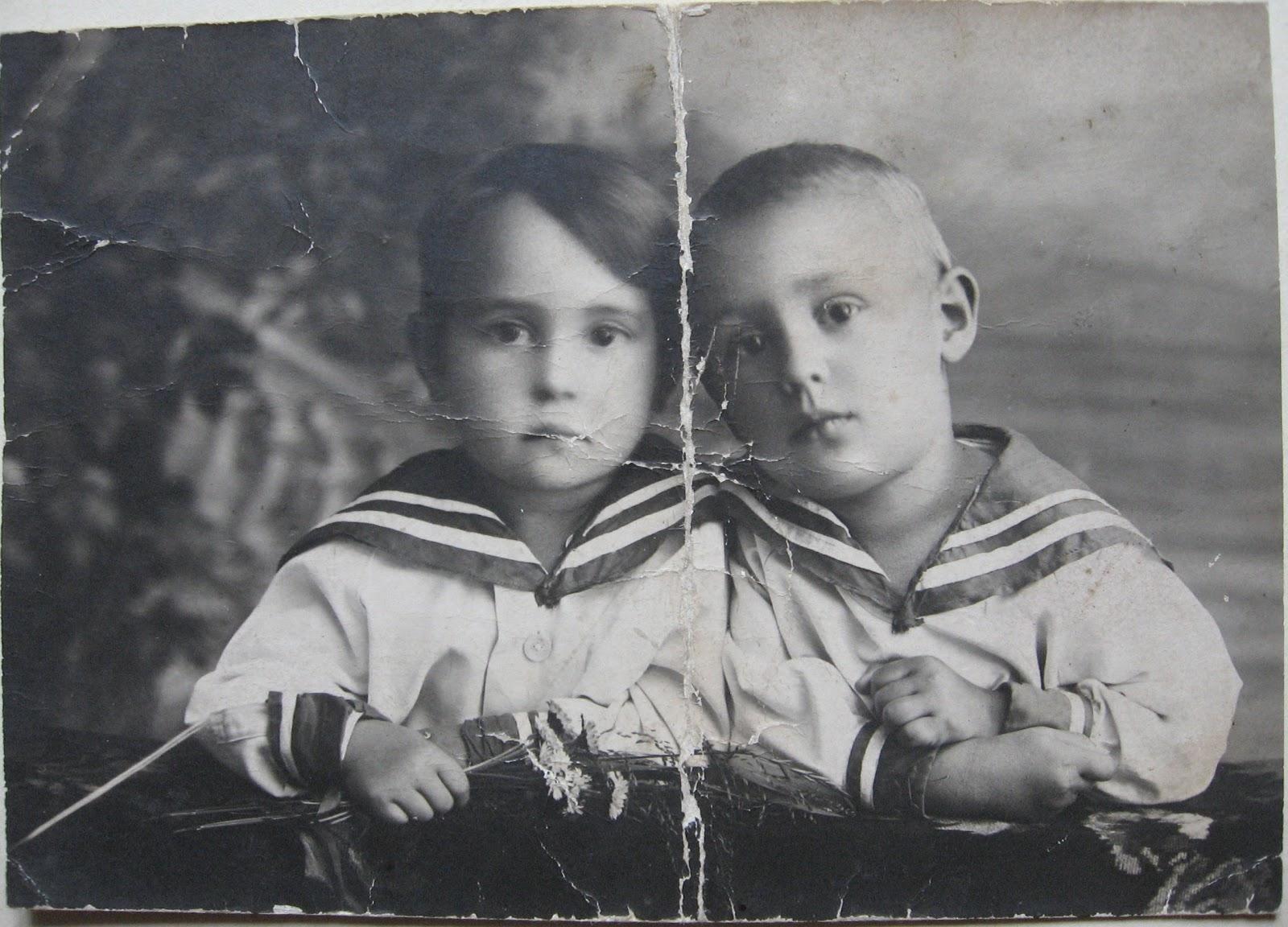 Как живые: наш опыт редактирования старых фотографий - 10
