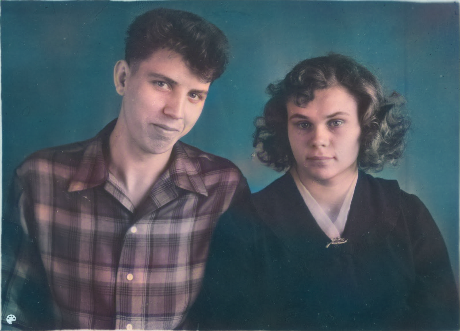 Как живые: наш опыт редактирования старых фотографий - 39