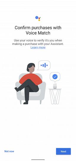 Google тестирует покупки с простым подтверждением платежей голосом