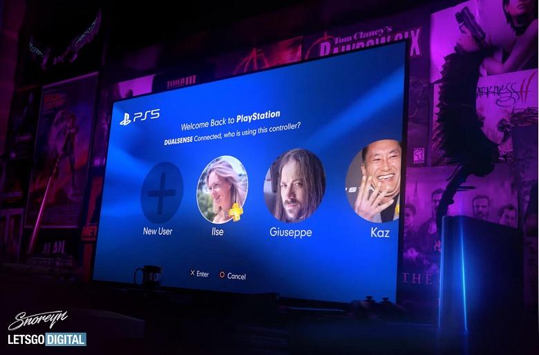 PlayStation 5 с голосовым помощником Элли и полной обратной совместимостью. Невероятно реалистичная неофициальная презентация от профессионального дизайнера