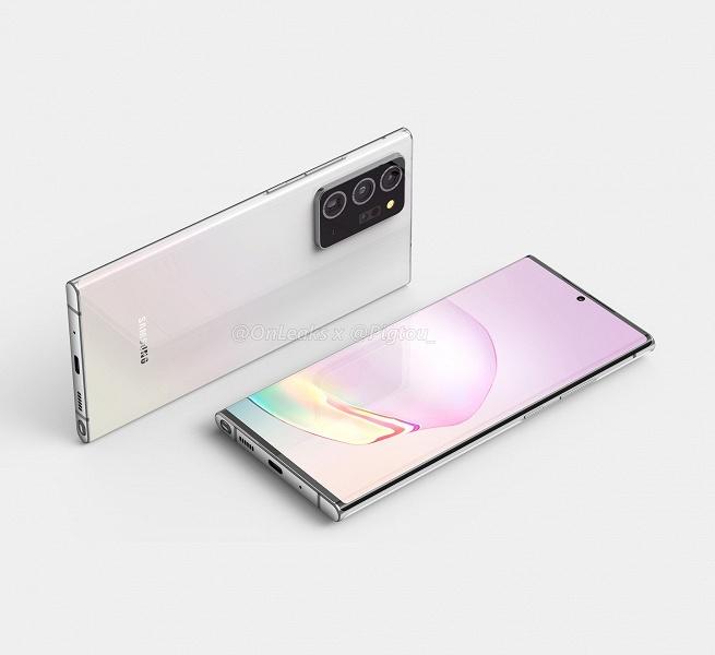 Samsung Galaxy Note20+ не впечатлит сверхбыстрой зарядкой