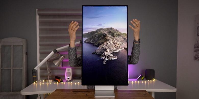 Очень дорогой монитор Apple Pro Display XDR удостоился престижной премии
