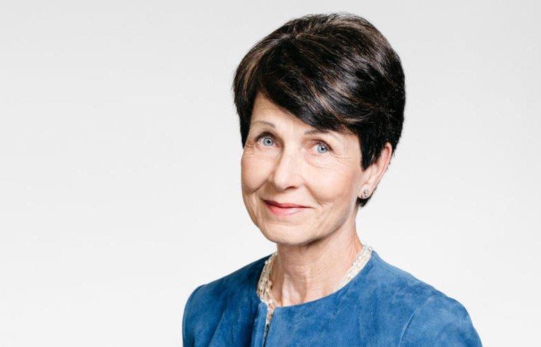 Во главе Nokia стала 64-летняя Сари Балдауф