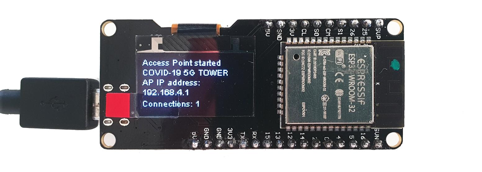 5 экспериментов с WiFi на ESP32 - 1