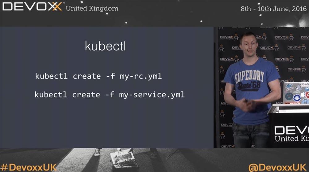 DEVOXX UK. Kubernetes в продакшене: Blue-Green deployment, автомасштабирование и автоматизация развертывания. Часть 1 - 11