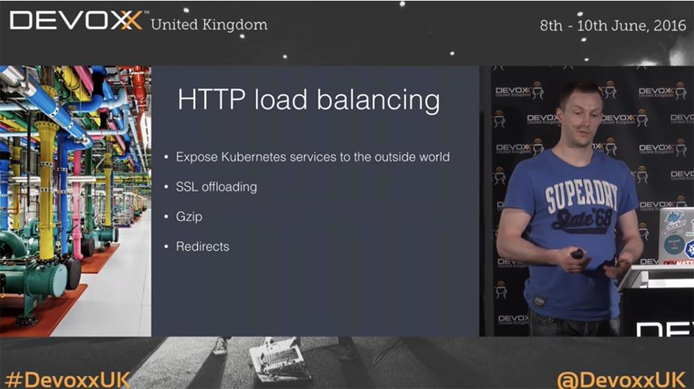 DEVOXX UK. Kubernetes в продакшене: Blue-Green deployment, автомасштабирование и автоматизация развертывания. Часть 1 - 18