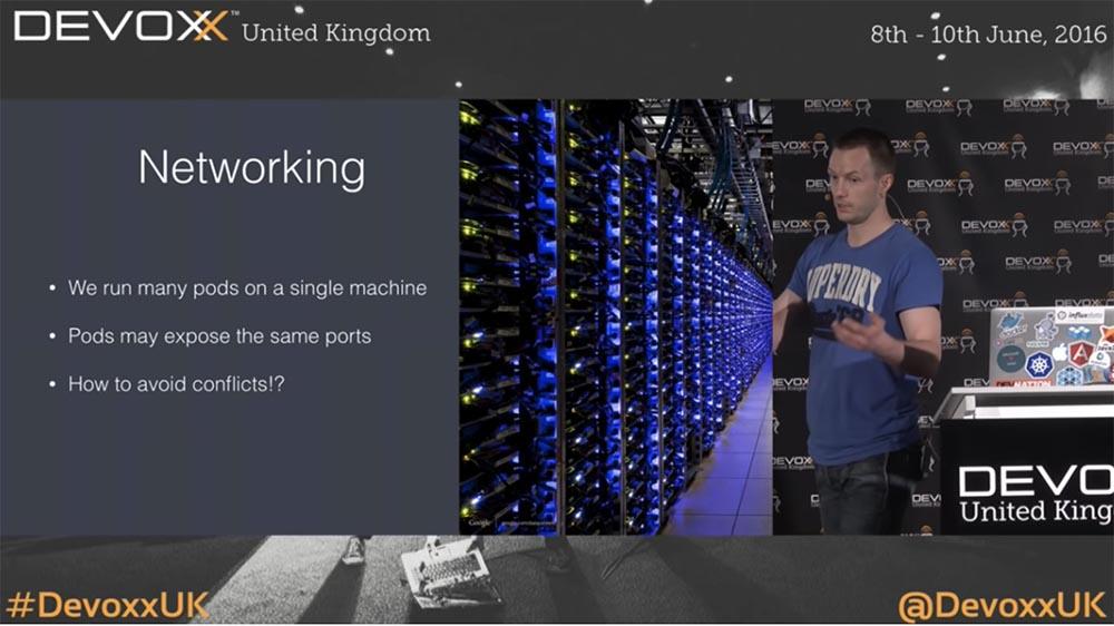 DEVOXX UK. Kubernetes в продакшене: Blue-Green deployment, автомасштабирование и автоматизация развертывания. Часть 1 - 6