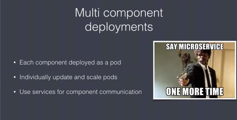 DEVOXX UK. Kubernetes в продакшене: Blue-Green deployment, автомасштабирование и автоматизация развертывания. Часть 1 - 8