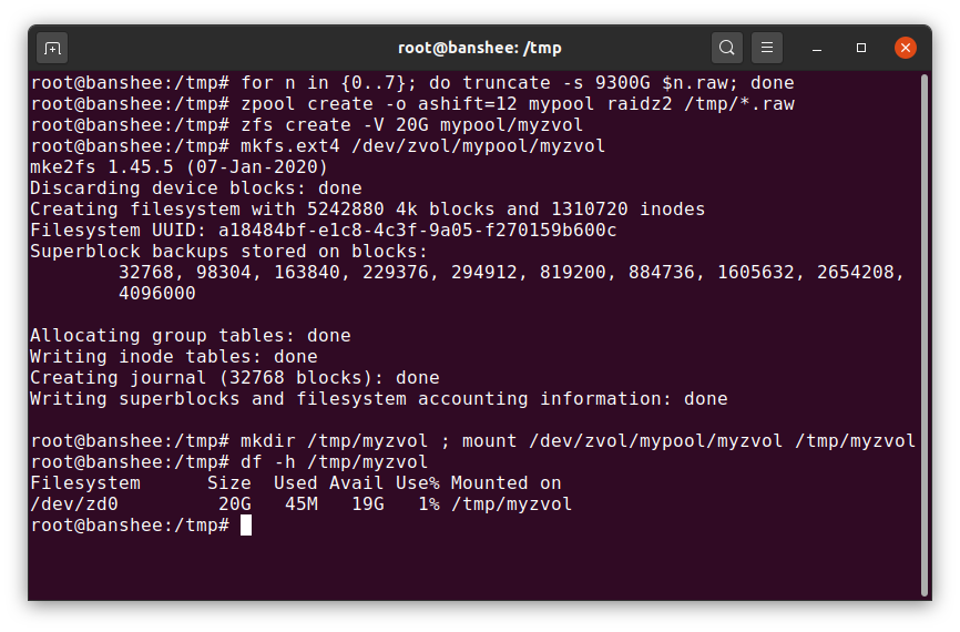 Основы ZFS: система хранения и производительность - 6