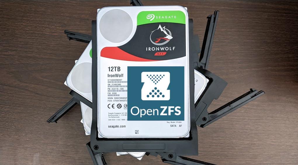 Основы ZFS: система хранения и производительность - 1