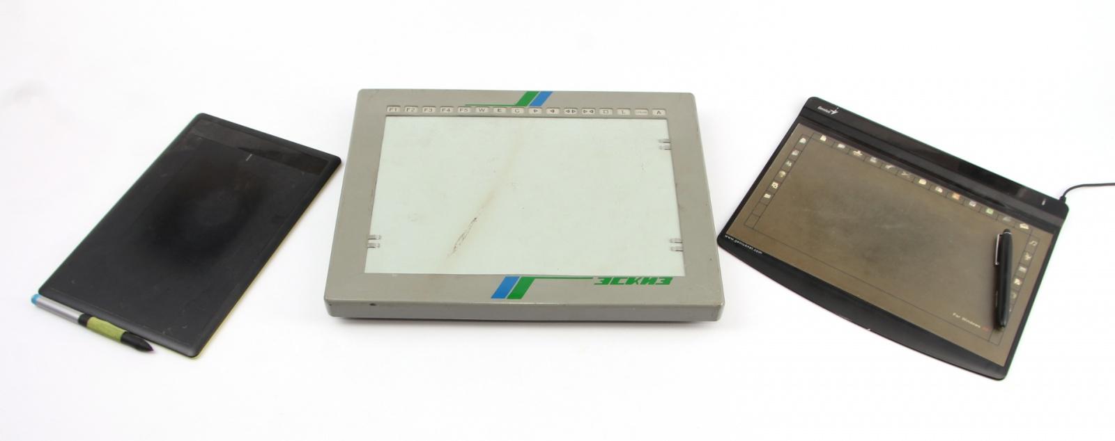 Советский графический планшет «эскиз» - 11