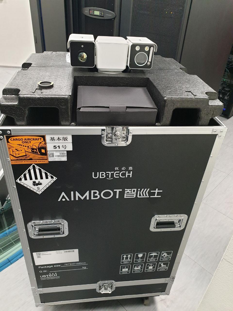 Будущее наступает: китайские роботы приехали в Россию - 6