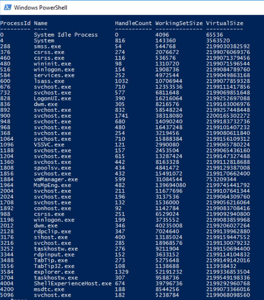 Что такое Windows PowerShell и с чем его едят? Часть 6: Решение практических задач - 3