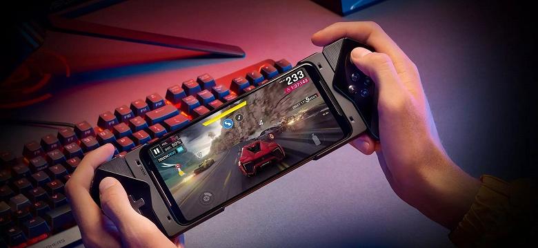 Новый этап для геймерских смартфонов. Asus стала партнёром Unity