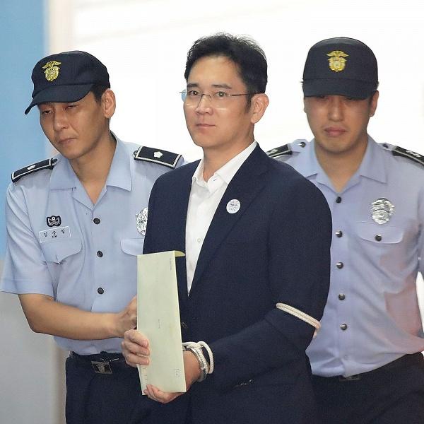 Лидеру Samsung грозит тюрьма