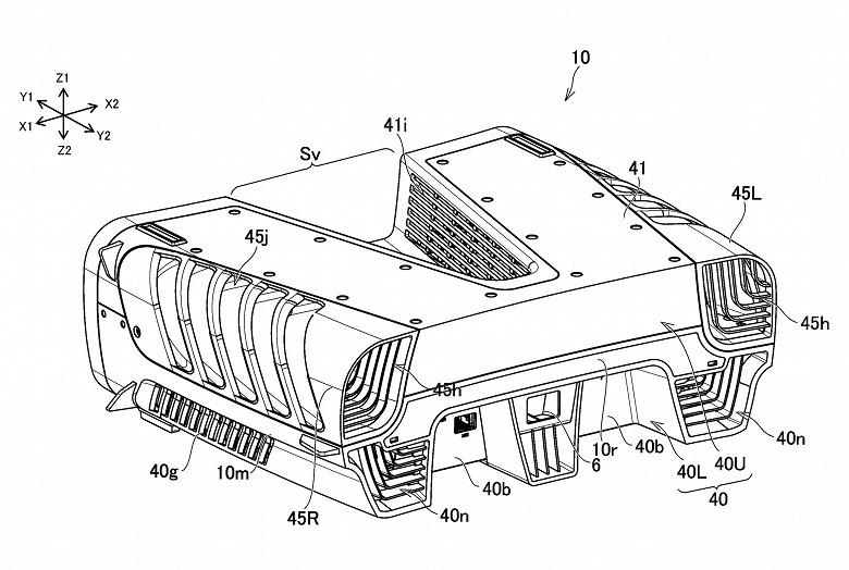 PlayStation 5 получила огромную систему охлаждения. Много картинок консоли изнутри и снаружи