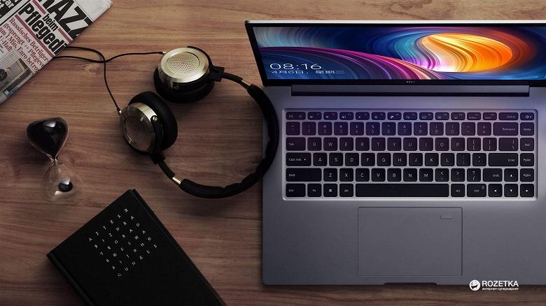 Новый ноутбук Xiaomi работает 12 часов без подзарядки