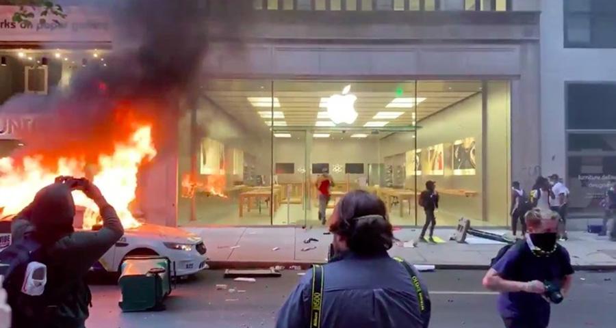 Apple отслеживает разграбленные iPhone и выдает мародёров полиции - 2