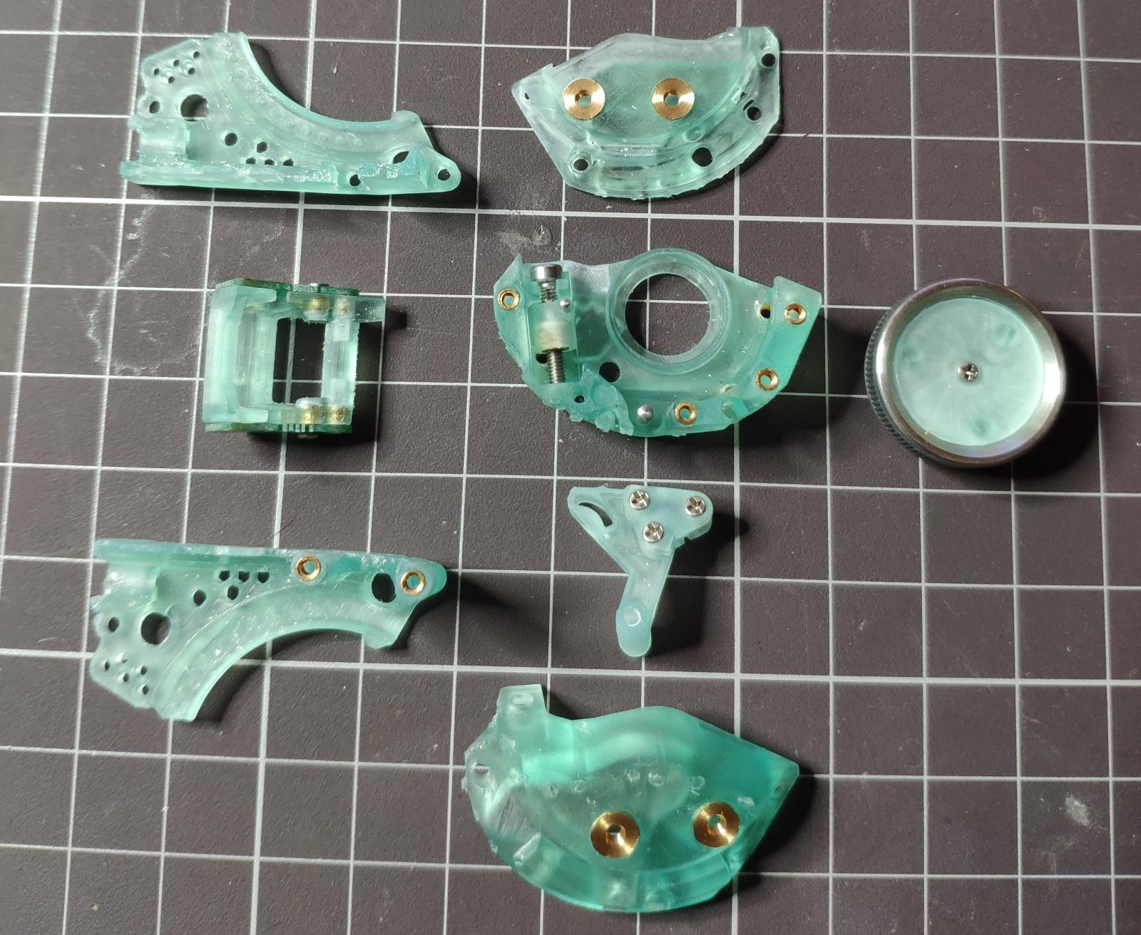 RX-Modulus: полностью модульная компьютерная мышь - 14