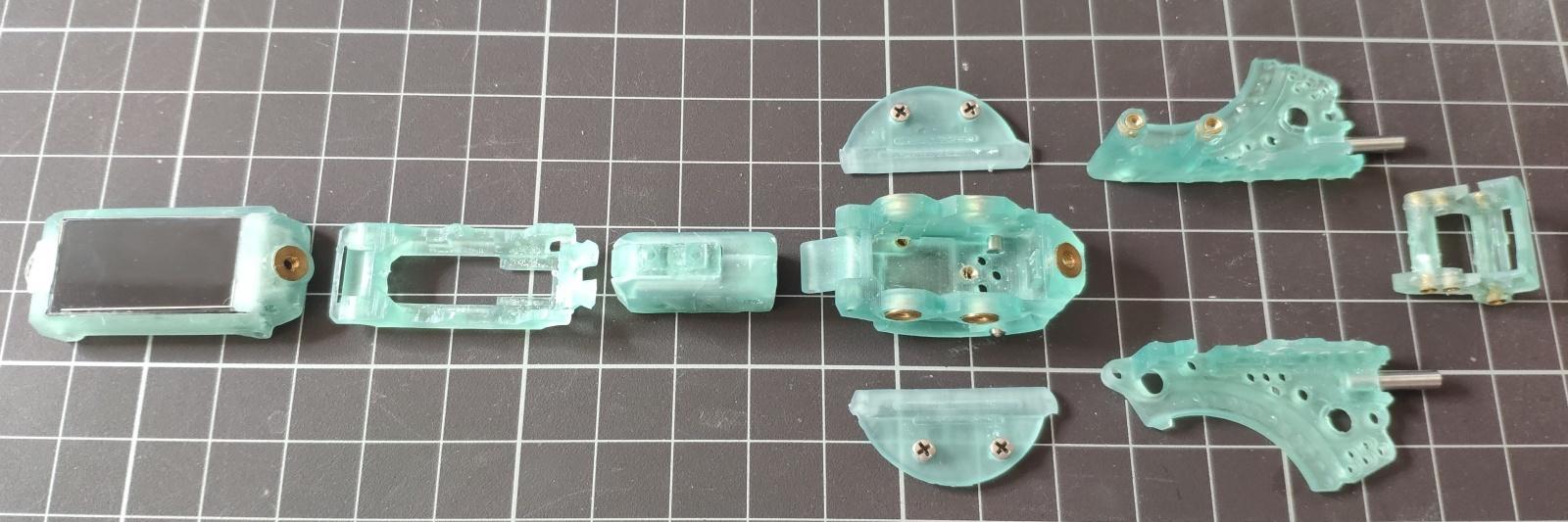 RX-Modulus: полностью модульная компьютерная мышь - 18