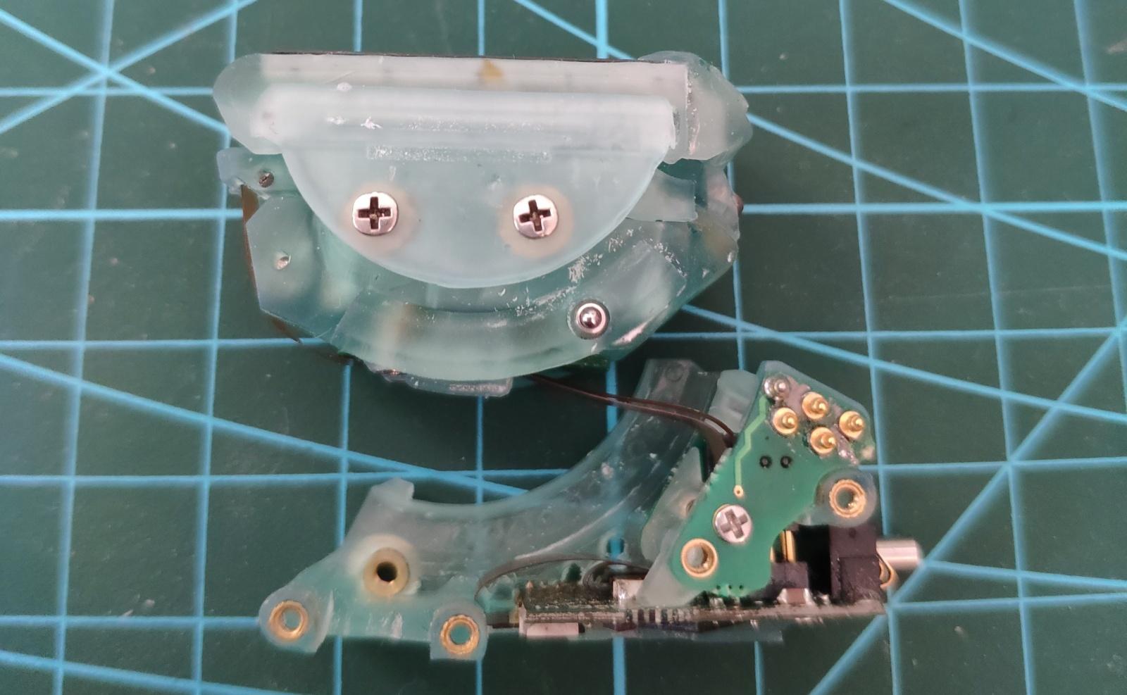 RX-Modulus: полностью модульная компьютерная мышь - 19