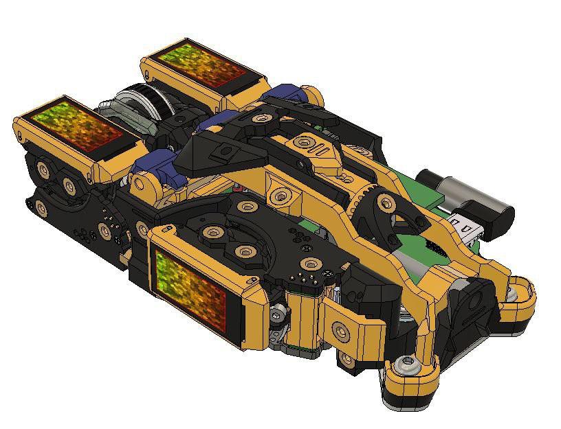 RX-Modulus: полностью модульная компьютерная мышь - 2